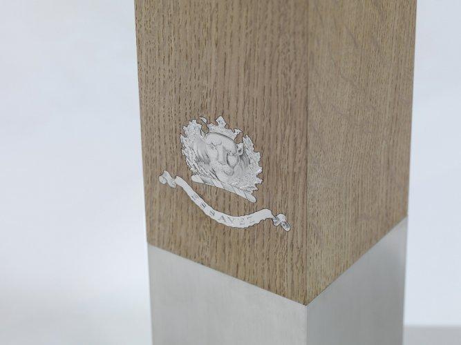 The Extending Oak Table